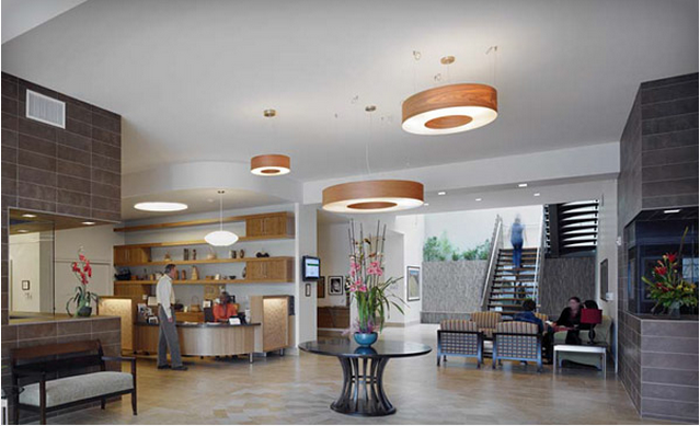 The Latest Style And Design Trends In Senior Housing Bayside Park In Emeryville Ca