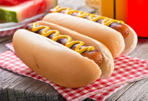 Barbecue Hot Dogs
