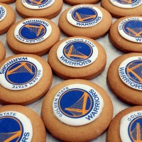 warriors cookies